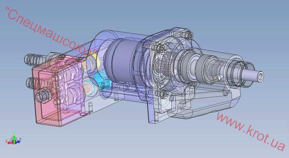 Стационарные установки для очистки прямых и гнутых труб Ø 7-200 мм