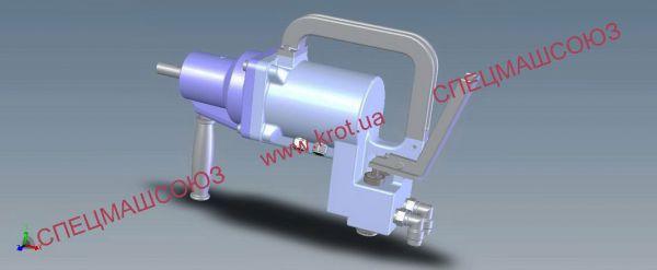 Ручные установки для очистки только прямых труб Ø 7-35 мм